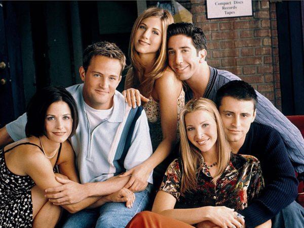 ¿Quién es el verdadero protagonista de 'Friends'? ¡La ciencia lo demuestra!