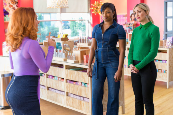 'Like a Boss', el negocio de la belleza está a punto de ponerse muy feo (+Trailer)