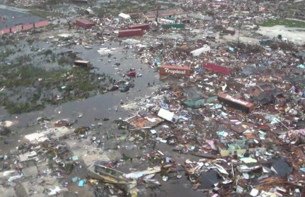 Al menos siete muertos y destrucción dejó Dorian en Bahamas