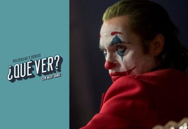 ¿Qué ver? 'Joker' con Joaquin Phoenix