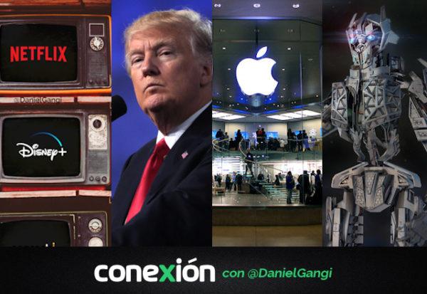 Conexión: Disney censura a Netflix y Twitter sanciona a Trump… ranking mundial de marcas más valoradas y la IA según Microsoft