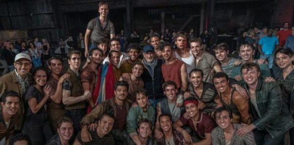 Emotiva carta de Steven Spielberg al terminar el rodaje de West Side Story (2020)