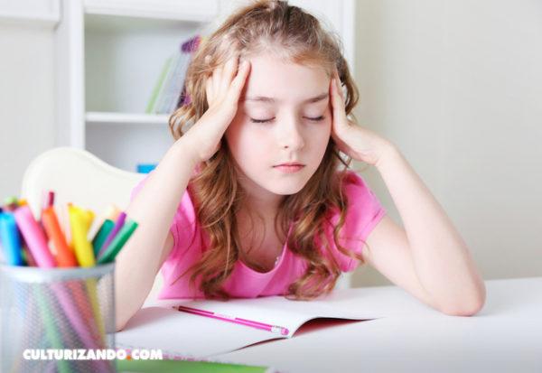 Estrés en la infancia podría impactar actividad neuronal en la adultez