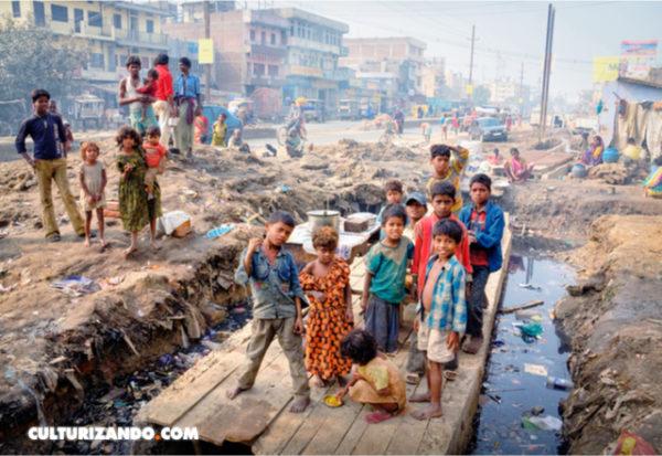 La contaminación en la India se asocia con más riesgo de ictus o infarto