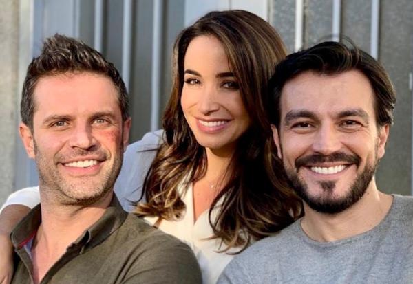 Operación Pacífico, la nueva Super Serie de Telemundo protagonizada por Majida Issa y Mark Tacher