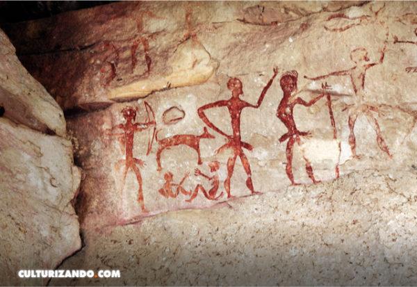 Pinturas rupestres adelantan el origen de las creencias en seres sobrenaturales