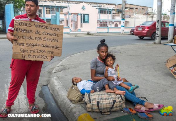 Estudio: Desplazamiento de venezolanos superará a Siria