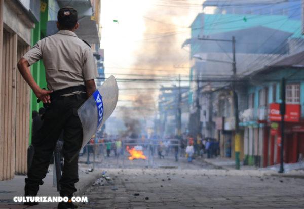 Bachelet: Los disturbios en Ecuador tuvieron un alto costo humano