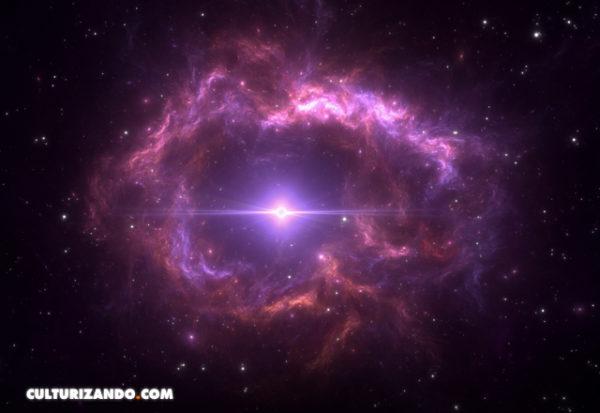 Las estrellas de un sistema binario se acercan por la emisión de ondas gravitatorias