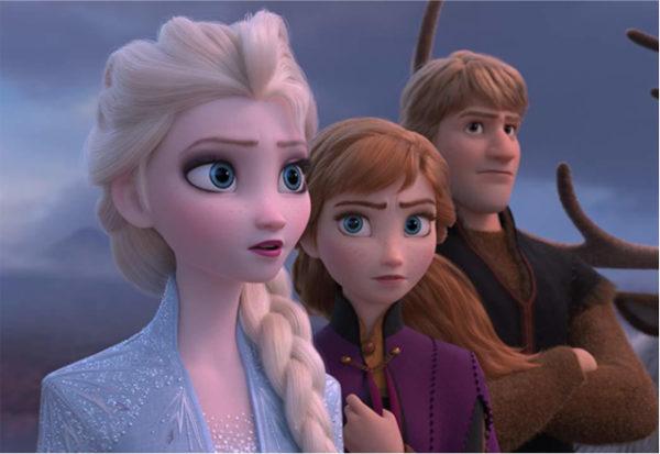 'Frozen 2' ya supera varias marcas tras su estreno