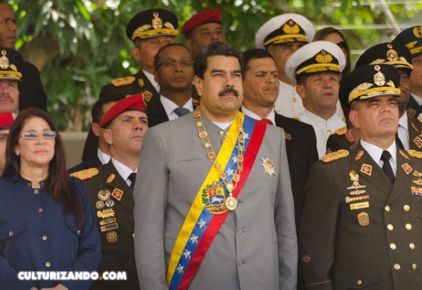 Jefe del Comando Sur: Dinero del tráfico de drogas financia a Maduro