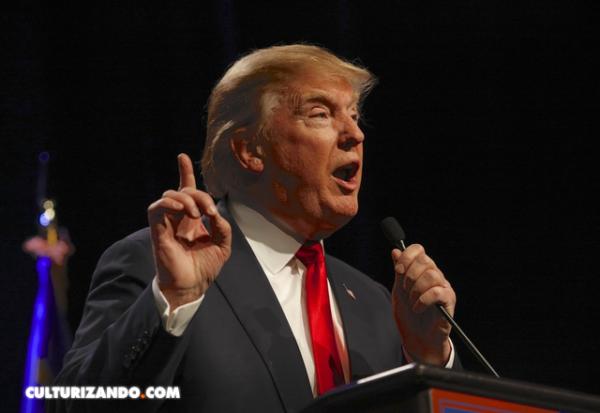 Trump: Mientras sea presidente de EE.UU. a Irán no se le permitirá tener un arma nuclear