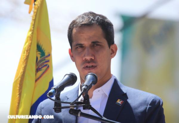 """Guaidó: Maduro """"busca aniquilar la oposición"""