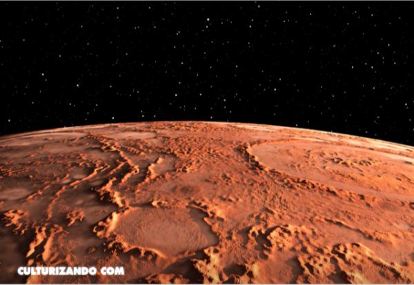 Colonizar Marte significa contaminar Marte