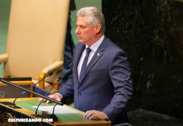 Presidente de Cuba dice que endurecimiento de embargo es un fracaso