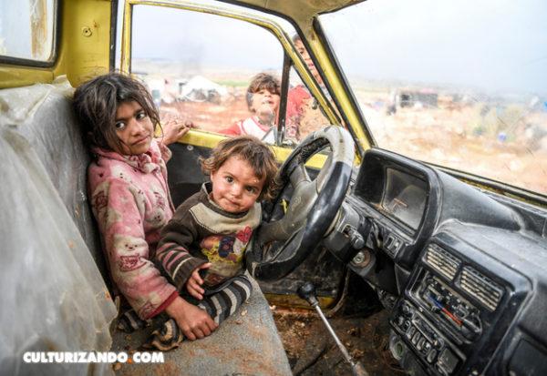 """La población civil de Idlib enfrenta """"pesadillas diarias"""" de violencia y carestía"""
