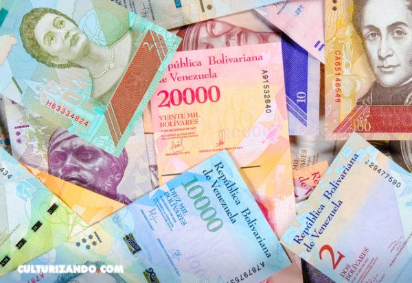 La inflación en Venezuela cerró 2019 en el 9.585,5%, según el Banco Central