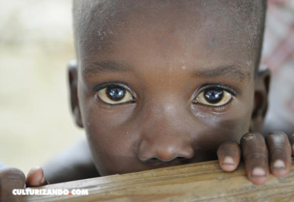 'Te dan unas monedas y te dejan embarazada': 265 historias de niños haitianos abandonados por sus padres, los Cascos Azules