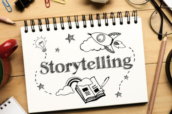 Comunicación: Aprende a utilizar el Storytelling para tu Marketing