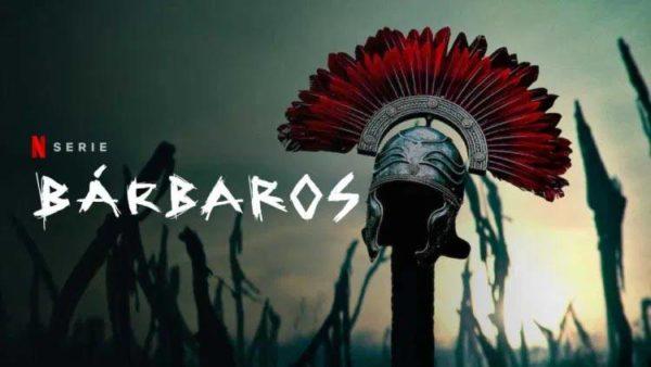 """""""Bárbaros"""", la nueva apuesta de Netflix basada en la expansión del Imperio Romano"""