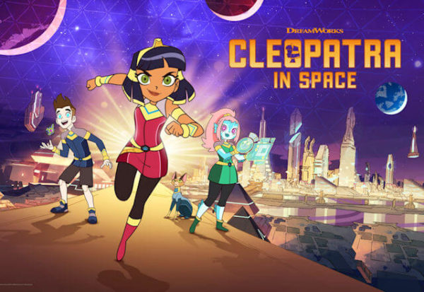 'Cleopatra in Space', el viaje de Cleopatra al futuro
