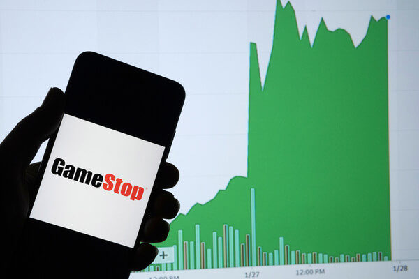 El escándalo de GameStop y Wall Street