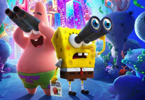 'The Spongebob Movie: Sponge On The Run' una misión de rescate