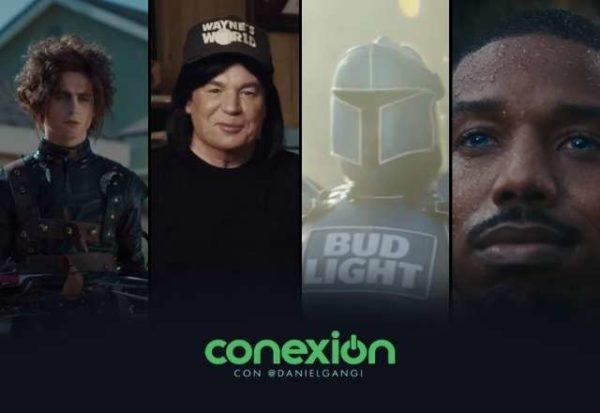 Conexión: Especial con los mejores comerciales del Super Bowl 2021