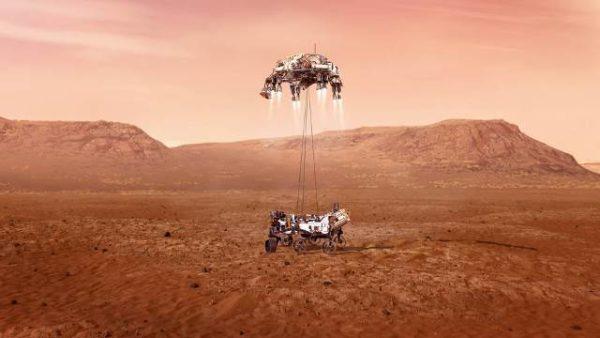 Marte será explorado este jueves por un robot enviado por la NASA