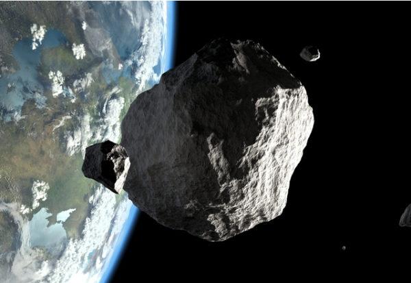 Un nuevo asteroide estaría pasando cerca de la Tierra el próximo mes