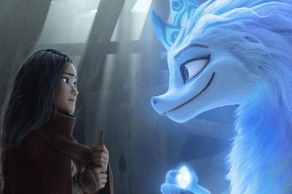 El viaje fantástico de 'Raya y el último dragón'