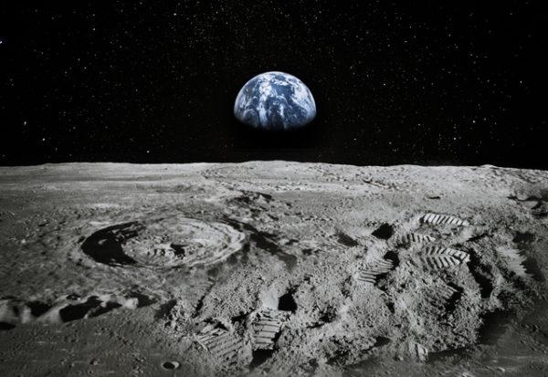 China y Rusia lideran un plan para construir una estación espacial en la Luna