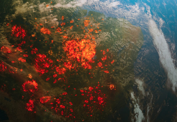 Los 'ojos' espaciales que nos ayudan a reparar la huella de destrucción de los megaincendios
