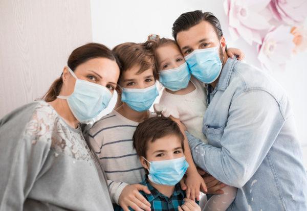 Las familias, el mejor 'colchón' para amortiguar el impacto emocional de la pandemia en la infancia