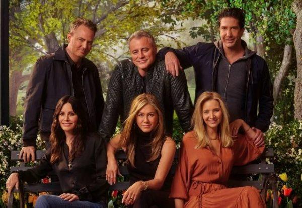'Friends: The Reunion': Todo lo que se sabe sobre el reencuentro de la histórica serie