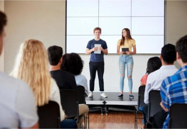 ¿Saber hablar en público es una habilidad innata?