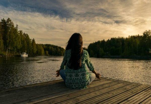 La meditación como arma individual y colectiva
