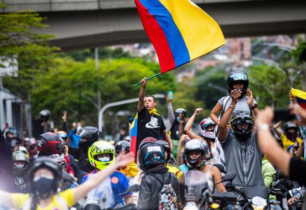 ¿Por qué hay protestas en Colombia?