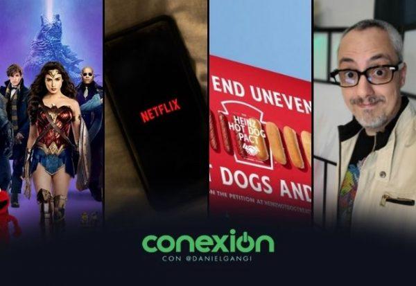 Conexión: Videojuegos en Netflix, HBO Max sigue creciendo y el pacto de la ketchup con los perros calientes