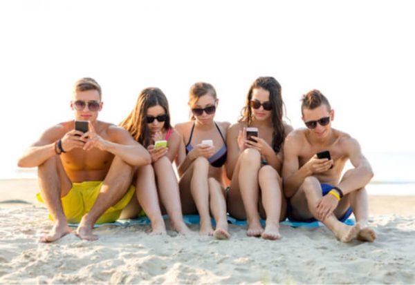 Cómo influyen las redes sociales en los adolescentes